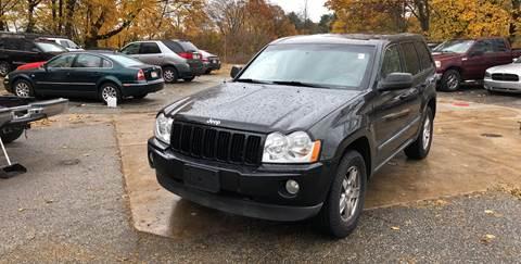 2007 Jeep Grand Cherokee for sale at Barga Motors in Tewksbury MA