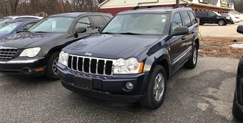 2005 Jeep Grand Cherokee for sale at Barga Motors in Tewksbury MA