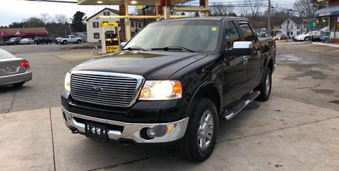 2007 Ford F-150 for sale at Barga Motors in Tewksbury MA