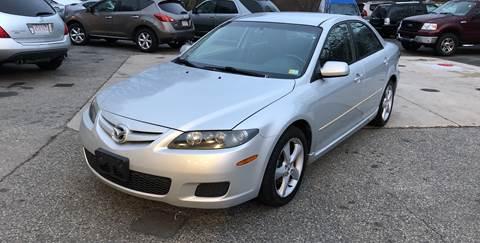 2007 Mazda MAZDA6 for sale at Barga Motors in Tewksbury MA