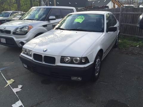 1994 BMW 3 Series for sale at Barga Motors in Tewksbury MA