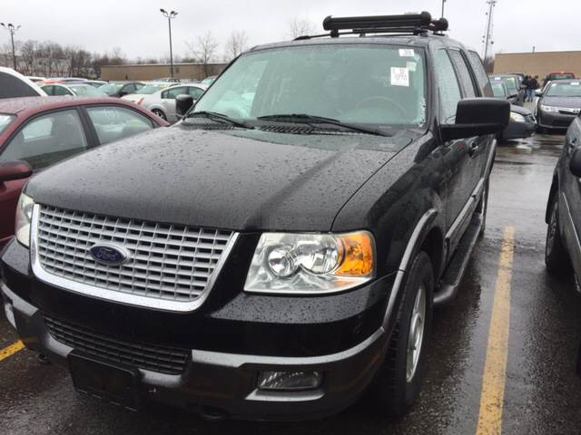 2004 Ford Expedition for sale at Barga Motors in Tewksbury MA