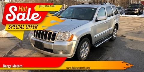 2010 Jeep Grand Cherokee for sale at Barga Motors in Tewksbury MA
