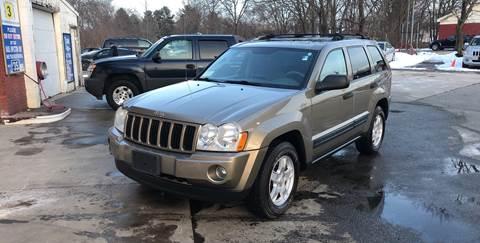2005 Jeep Grand Cherokee for sale in Tewksbury, MA