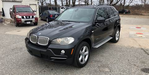 2009 BMW X5 for sale at Barga Motors in Tewksbury MA
