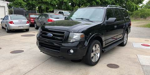 2009 Ford Expedition for sale at Barga Motors in Tewksbury MA