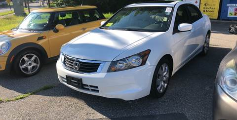 2009 Honda Accord for sale at Barga Motors in Tewksbury MA