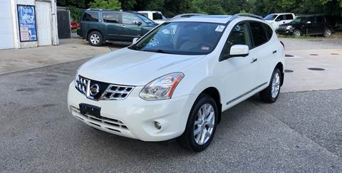 2012 Nissan Rogue for sale at Barga Motors in Tewksbury MA