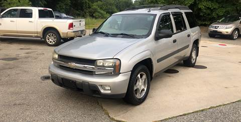 2005 Chevrolet TrailBlazer EXT for sale at Barga Motors in Tewksbury MA