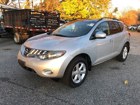 2010 Nissan Murano for sale in Tewksbury, MA