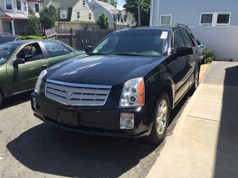 2006 Cadillac SRX for sale at Barga Motors in Tewksbury MA