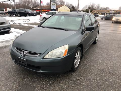 2005 Honda Accord for sale at Barga Motors in Tewksbury MA