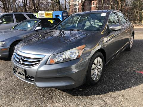2011 Honda Accord for sale at Barga Motors in Tewksbury MA