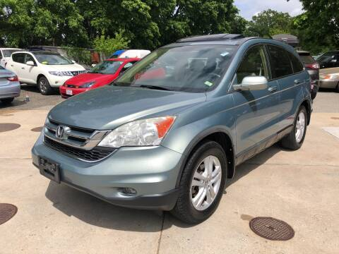 2010 Honda CR-V for sale at Barga Motors in Tewksbury MA