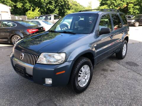 2005 Mercury Mariner for sale at Barga Motors in Tewksbury MA