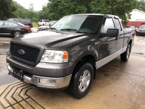 2004 Ford F-150 for sale at Barga Motors in Tewksbury MA