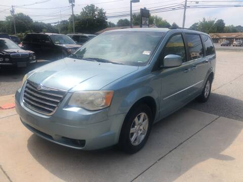 2010 Chrysler Town and Country for sale at Barga Motors in Tewksbury MA