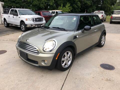 2007 MINI Cooper for sale at Barga Motors in Tewksbury MA