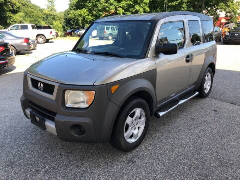 2004 Honda Element for sale at Barga Motors in Tewksbury MA