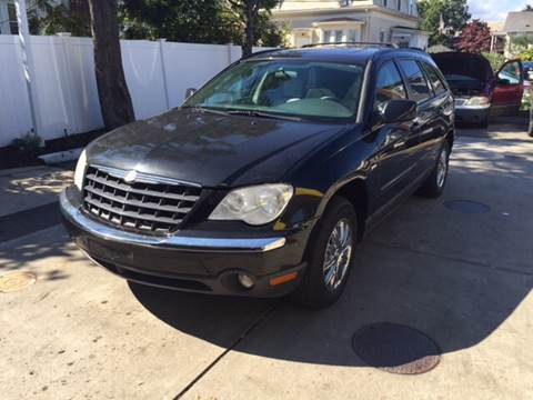 2007 Chrysler Pacifica for sale at Barga Motors in Tewksbury MA
