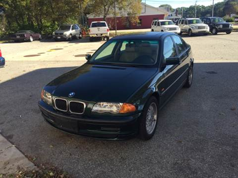 2001 BMW 3 Series for sale at Barga Motors in Tewksbury MA