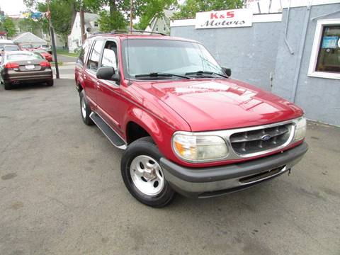 1998 Ford Explorer for sale in Linden, NJ