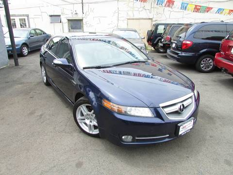 2008 Acura TL for sale in Linden, NJ