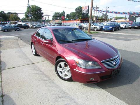 2005 Acura RL for sale in Linden, NJ