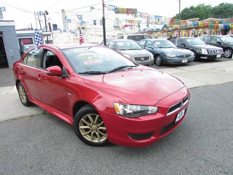 2015 Mitsubishi Lancer for sale in Linden, NJ