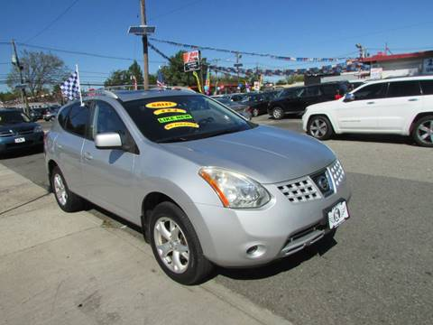 2008 Nissan Rogue for sale in Linden, NJ