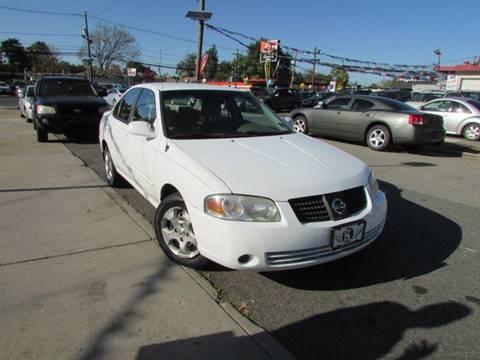 2006 Nissan Sentra for sale in Linden, NJ