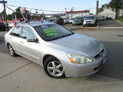 2005 Honda Accord for sale in Linden, NJ