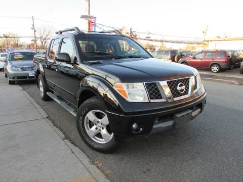2008 Nissan Frontier for sale in Linden, NJ