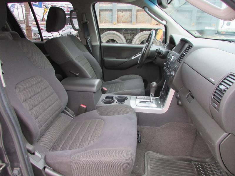 2010 Nissan Pathfinder 4x4 SE 4dr SUV - Linden NJ