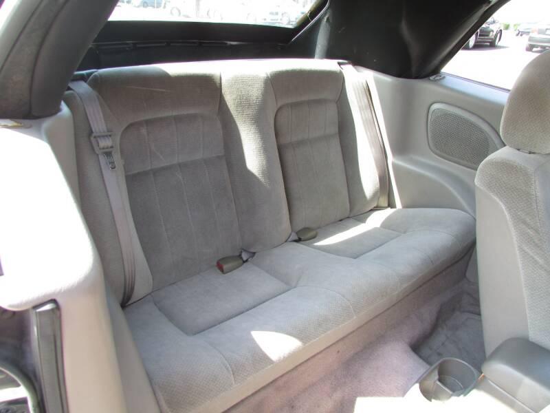 2002 Chrysler Sebring LX 2dr Convertible - Linden NJ
