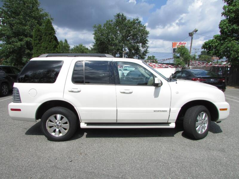 2009 Mercury Mountaineer AWD 4dr SUV - Linden NJ