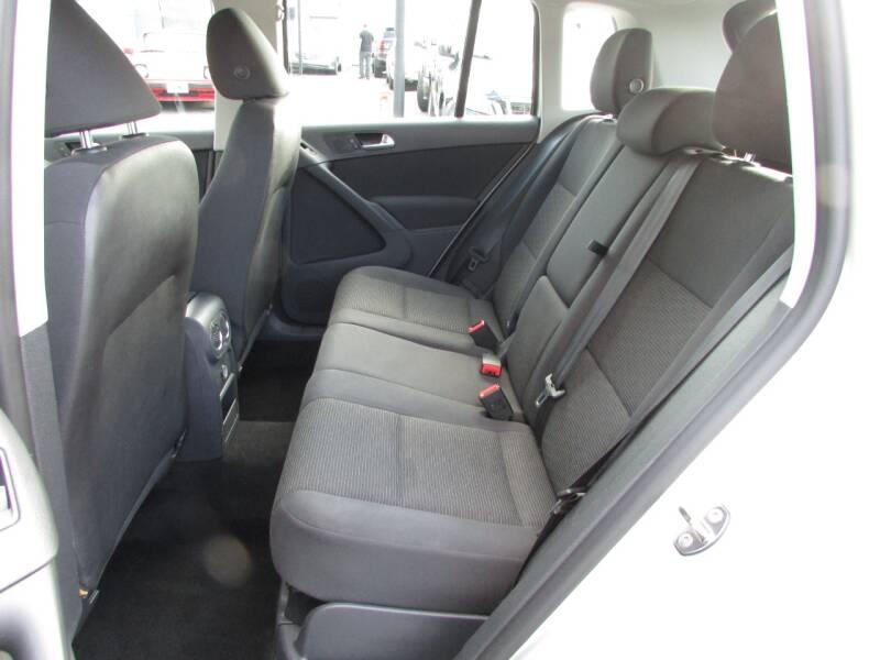 2012 Volkswagen Tiguan AWD SEL 4Motion 4dr SUV - Linden NJ