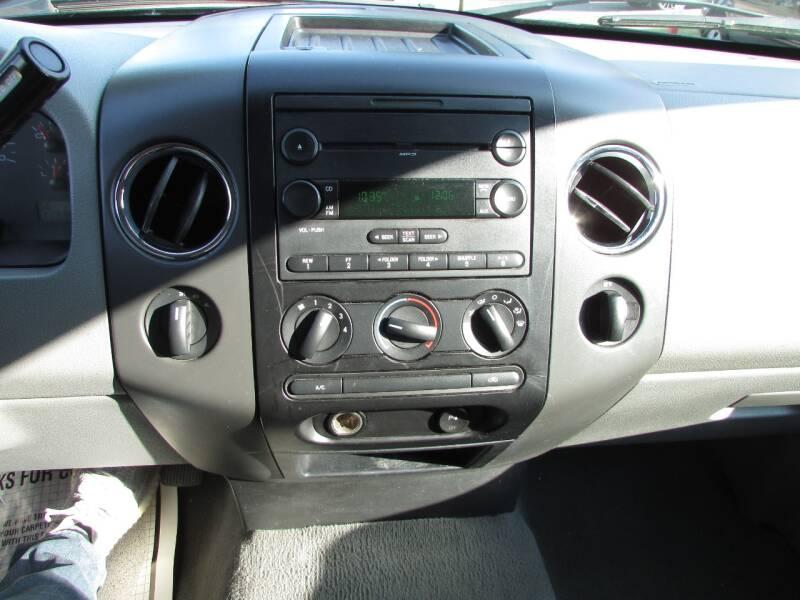 2007 Ford F-150 XLT 4dr SuperCrew 4WD Styleside 5.5 ft. SB - Linden NJ