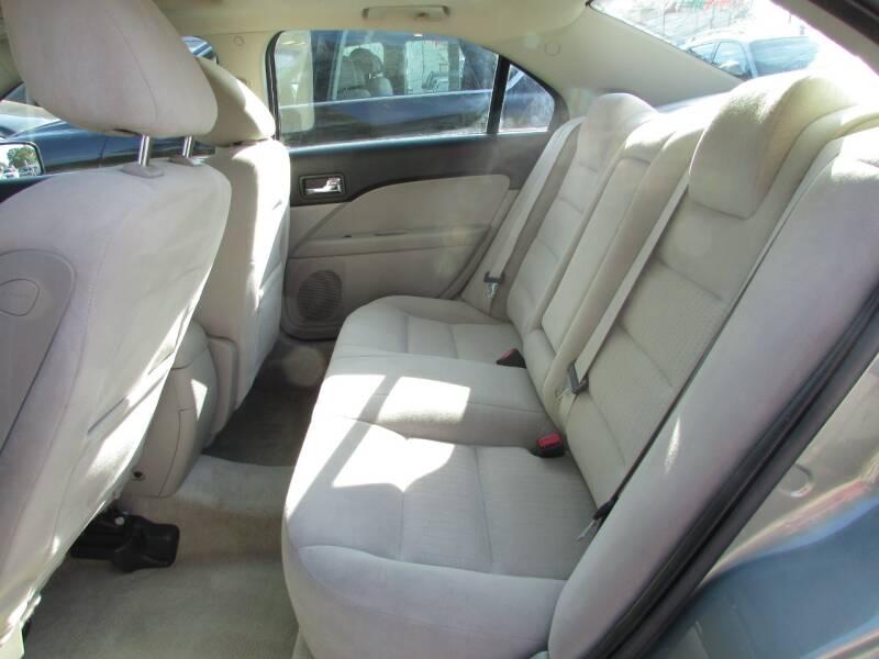 2009 Ford Fusion V6 SE 4dr Sedan - Linden NJ