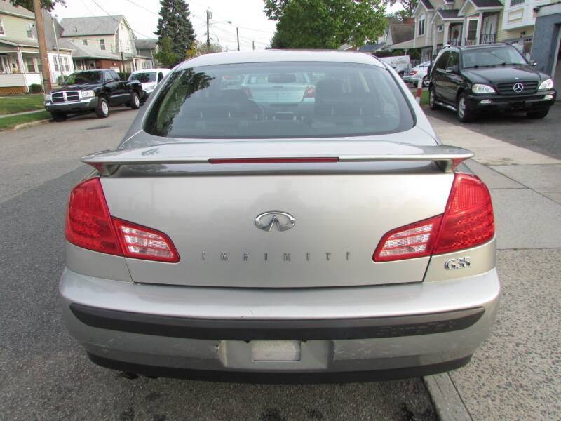 2003 Infiniti G35 Luxury 4dr Sedan w/Leather - Linden NJ