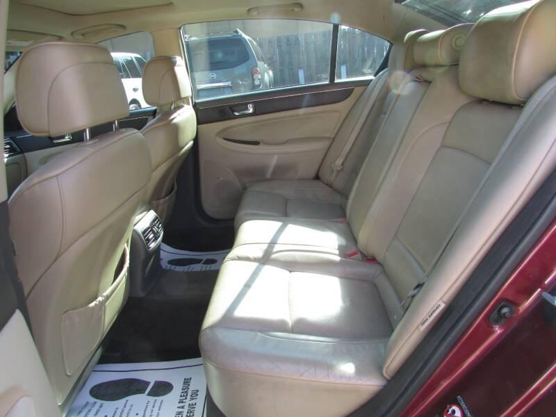 2010 Hyundai Genesis 3.8L V6 4dr Sedan - Linden NJ