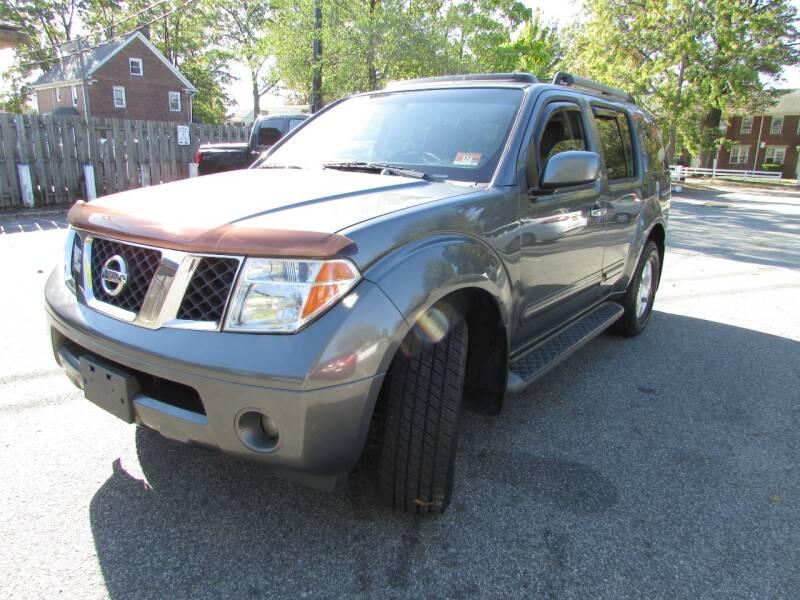 2007 Nissan Pathfinder SE 4dr SUV 4WD - Linden NJ