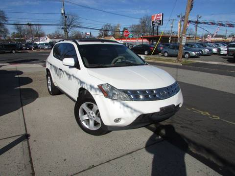 2005 Nissan Murano for sale in Linden, NJ