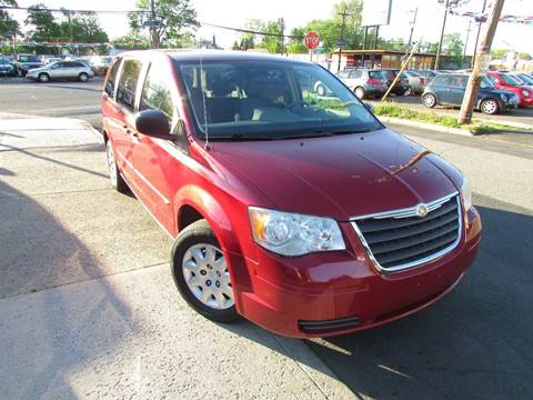 2008 Chrysler Town and Country for sale in Linden, NJ