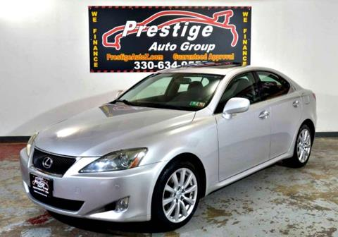 2006 Lexus IS 250 for sale in Tallmadge, OH