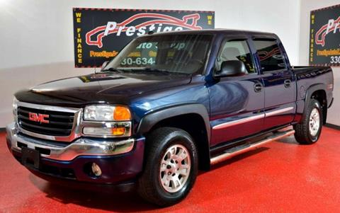 2005 GMC Sierra 1500 for sale in Tallmadge, OH