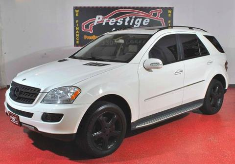 2008 Mercedes-Benz M-Class for sale in Tallmadge, OH