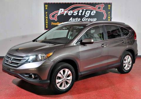 2012 Honda CR-V for sale in Tallmadge, OH