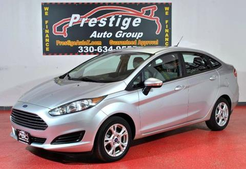 2014 Ford Fiesta for sale in Tallmadge, OH