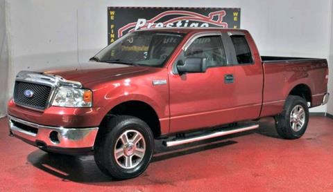 2007 Ford F-150 for sale in Tallmadge, OH